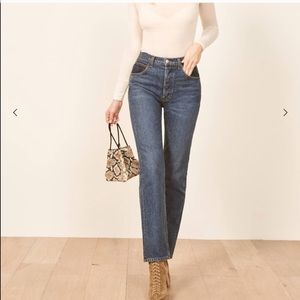Reformation Jeans - Reformation | Cynthia High rise relaxed jeans